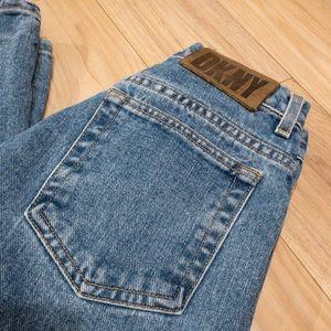 Vintage DKNY high waisted jeans